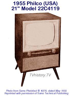 1955-Philco-4119-21in