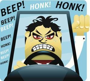 Angry Driver C