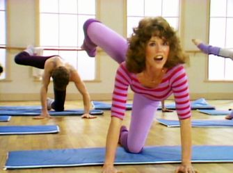 WORKOUT, (aka JANE FONDA'S ORIGINAL WORKOUT), Jane Fonda, 1982. ©Warner Home Video/courtesy Everett
